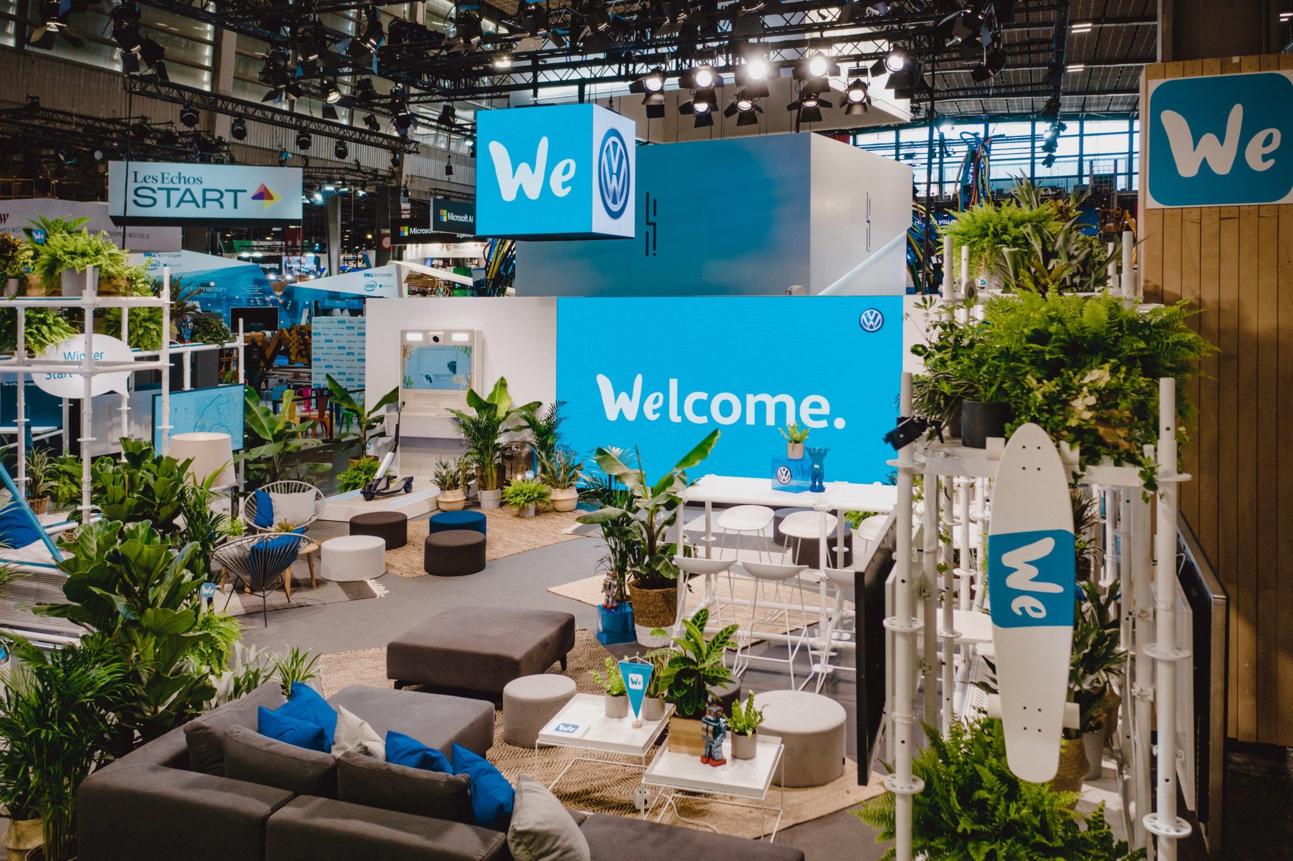 VivaTech 2019 Volkswagen We